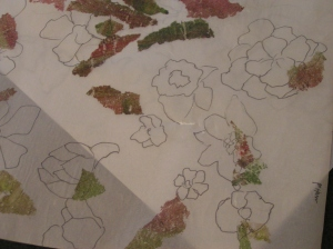 Don't Use Tracing Paper to Iron Fusible