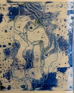 Bark Ghost Print